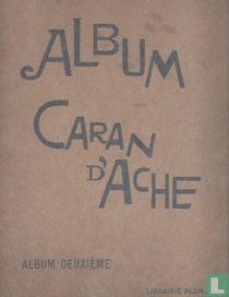 Album Caran d'ache – Album deuxième
