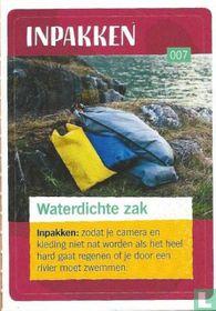 Waterdichte zak