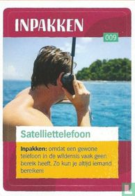 Satelliettelefoon