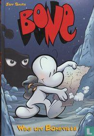 Weg uit Boneville