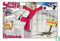Patinage - Spirou sportif a