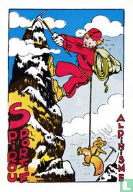 Alpinisme - Spirou sportif a