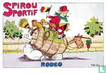 Rodeo - Spirou sportif a
