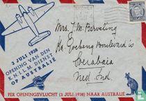 KNIL m. Service on Australia