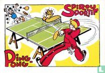 Ping-pong - Spirou sportif a