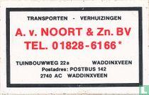 A.v. NOORT & Zn.BV tel.01828-6166 *