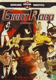 Giant Robo episodes 1&2