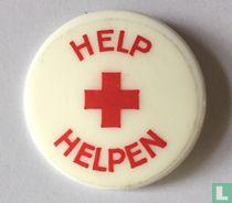 Help het Rode Kruis helpen