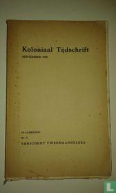 Koloniaal Tijdschrift 5