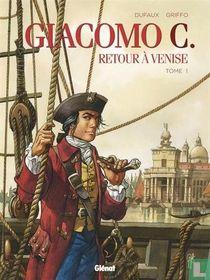 Retour à Venise - Tome 1
