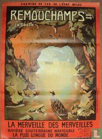 La grotte de Remouchamps