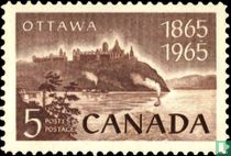 Parlementsgebouwen in Ottawa