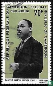 Pasteur Martin Luther King