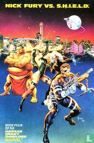 Nick Fury vs. S.H.I.E.L.D. 4