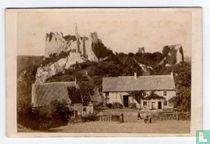 Dinant - Fermette et Ruines du Chateau de Montaigle