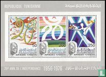 20e verjaardag van de onafhankelijkheid