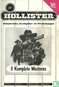 Hollister Best Seller Omnibus 23