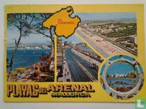 Playas del Arenal