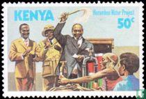 President Kenyatta