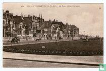 Le Touquet-Paris-Plage, La Digue et les Pelouses