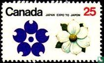 Emblem Expo '70 and Dogwood Blossom