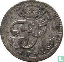 Pruisen 1/48 thaler 1741