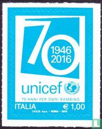 70 years of Unicef