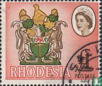 Armoiries de la Rhodésie