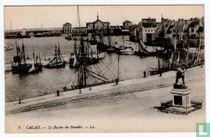 Calais - Le Bassin du Paradis