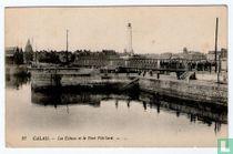 Calais - Les Ecluses et le Pont Vétillard