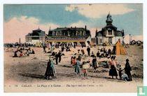 Calais - La Plage et le Casino - The Beach and the Casino