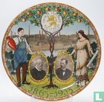 50 jaar Société Céramique Maestricht - 1863-1913 - Henri Verstijnen