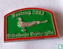 Festzug 2003-Wildeshauser Schützengilde