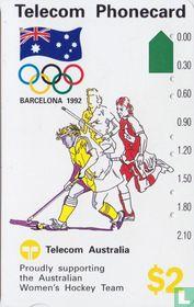 Woman's Hockey