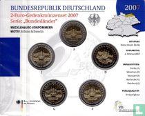 """Duitsland jaarset 2007 """"Mecklenburg - Vorpommern"""""""
