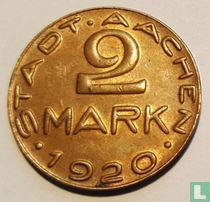 Aachen 2 mark 1920