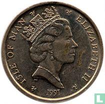 Man 2 pounds 1991 (RAOB)