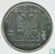 Albania 0.20 lek 1941