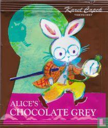 Alice's Chocolate Grey