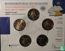 """Duitsland jaarset 2012 """"Neuschwanstein Castle - Bavaria"""""""