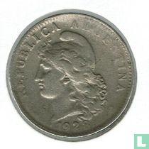 Argentinië 20 centavos 1928