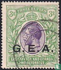 Britse bezetting G.E.A.