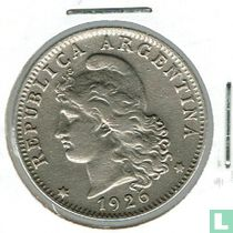 Argentinië 20 centavos 1926