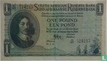 Zuid-Afrika 1 Pound 1952