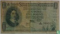 Zuid-Afrika 1 Pound 1956