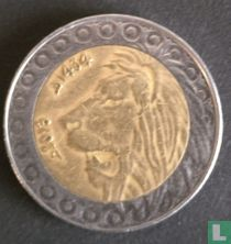 Algerije 20 dinars 2013 (jaar 1434)
