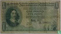 Zuid-Afrika 1 Pound 1958