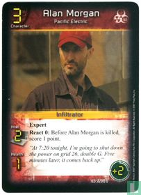 Alan Morgan - Pacific Electric