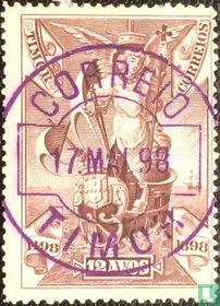 Zeeroute naar India van Vasco da Gama