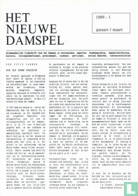 Het Nieuwe Damspel 1